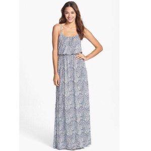 Felicity And Coco Ezri Print Maxi Dress Size XL